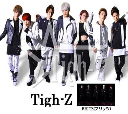 BRITZ・Tigh-Zライブ