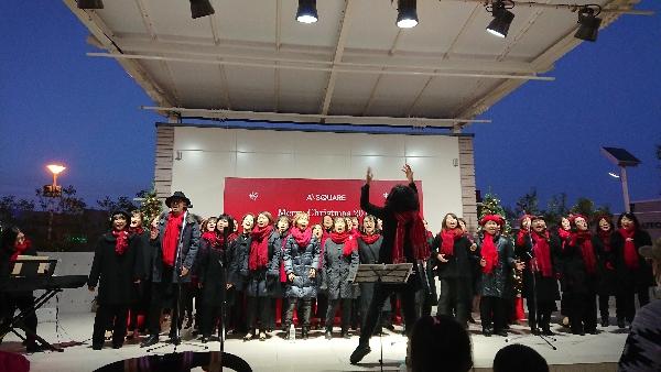草津クワイア クリスマス・ゴスペルコンサート