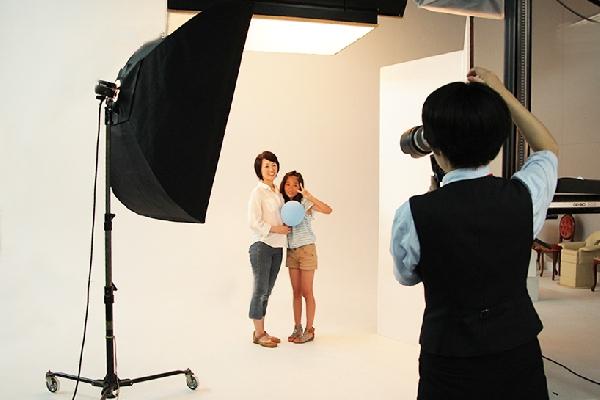春の撮影会 『家族の写真を残そう!』