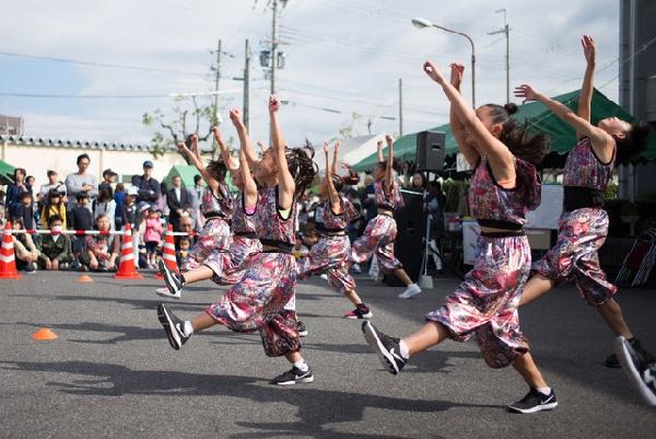 ジュニアダンスショー