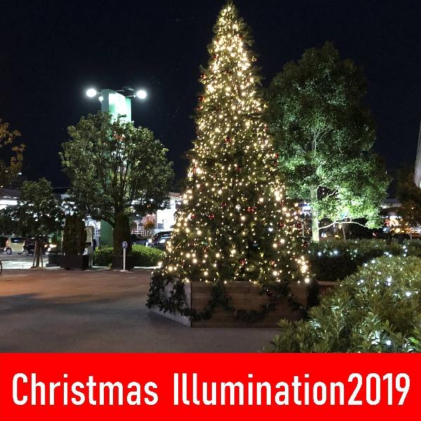 クリスマスイルミネーション2019