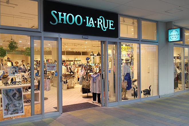 SHOO・LA・RUE<シューラルー> 外観