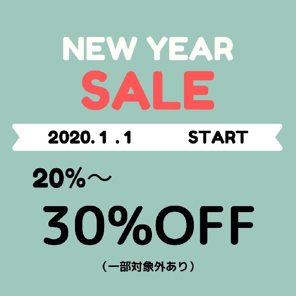 NEW YEAR SALE!!!!