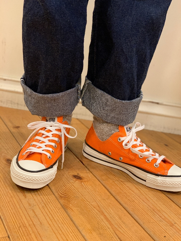 CONVERSE(コンバース)/made in JAPAN入荷