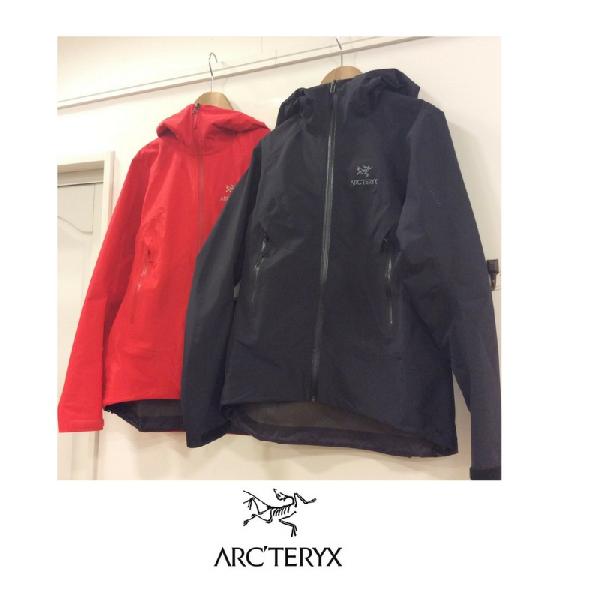 これからの季節にARC'TERYXのジャケットを!