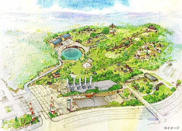 この夏、総合アウトドア施設『LOGOS LAND』がオープン♪
