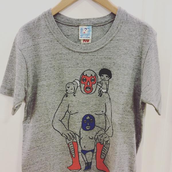 レスラーシリーズTシャツ