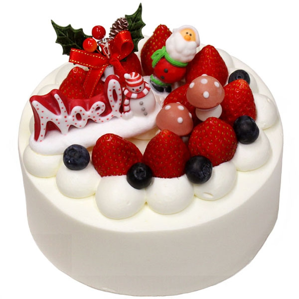 ★11月中は10%OFF★ クリスマスケーキご予約承ります!